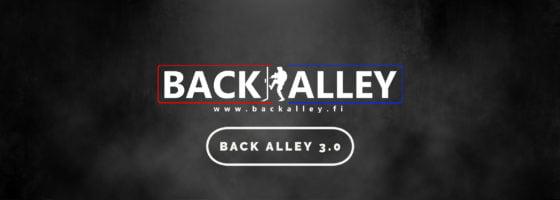 Back Alley 3.0 kansikuva