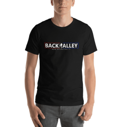 Back Alley T-paita