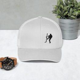 Ikoninen rekkamiehen hattu